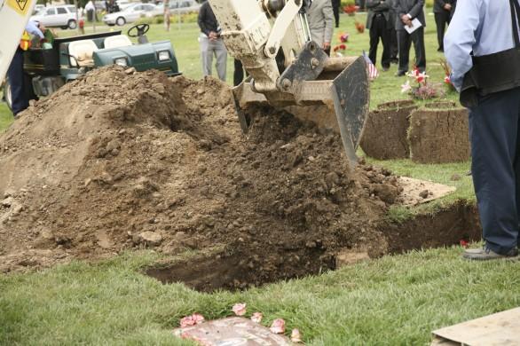 Arbeidsinspectie: geen overtredingen bij ongeval begraafplaats Bergklooster