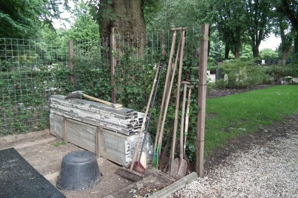 Arbo-handleiding voor begraafplaatsen