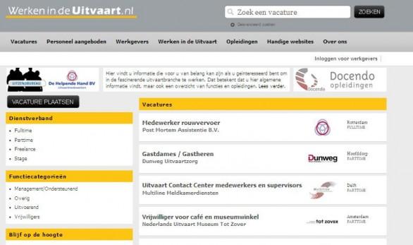 Werkenindeuitvaart.nl