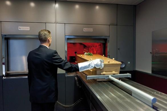Ook eindbod uitgebracht in cao crematoria