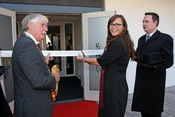 Martha Schoonderbeek nieuwe franchisenemer van Monuta