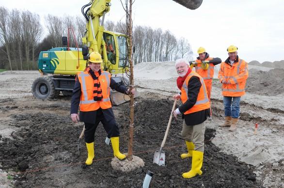 Overeenkomst ondertekend voor komst uitvaartcentrum en crematorium Nuenen