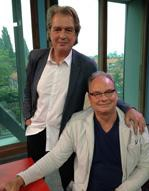 Wim Brands en René Gude Foto: Human