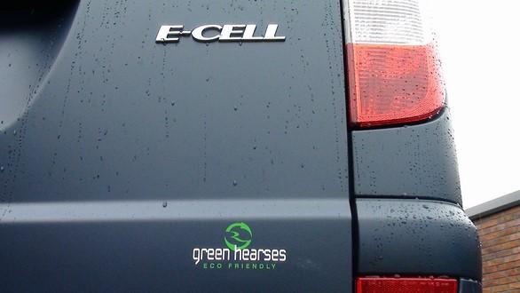 'De eerste staatsieauto op groengas'