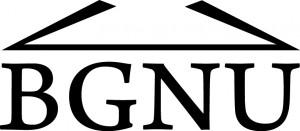 Logo BGNU