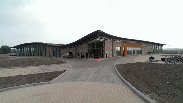 Langverwachte crematorium Haarlemmermeer geopend