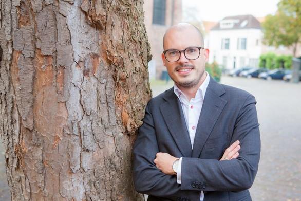 Arjen van de Hee start 1 december als nieuwe Yarden franchisenemer