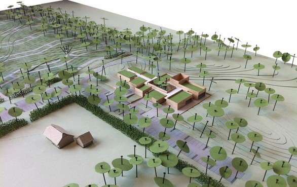 Nieuw plan voor crematorium in Boxmeer