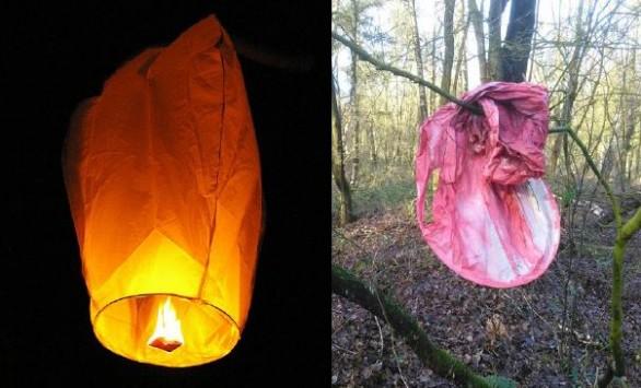 Stichting GreenLeave waarschuwt voor milieugevolgen (wens)ballonnen