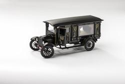 Ford Model T 1921 foto Jeroen Dietz