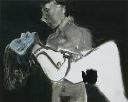 The Image As Burden van Marlene Dumas