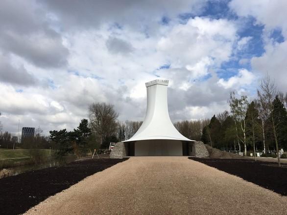 Verborgen tuinen van Nederland thema tijdens Week van de Begraafplaats
