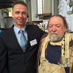 Peter Van Schaik en Henk Schiffmacher