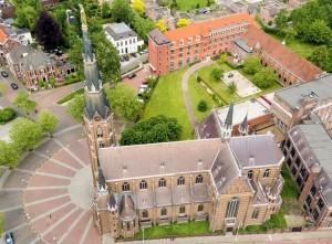 Verbouwing Eindhovens kloostercomplex start begin 2018