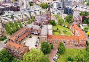 Verzet tegen verbouwing Eindhovens kloostercomplex