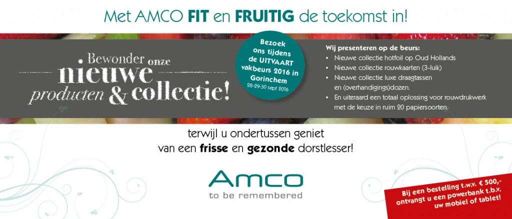 Met Amco Fit en Fruitig de toekomst in