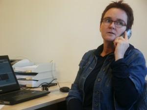 Consulent zorgbemiddeling: Marjolein Karel