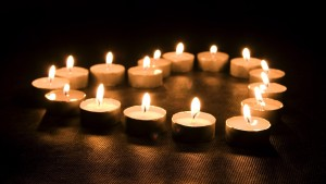 Allerzielen bij Crematorium Rotterdam op 2 november