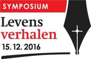 Symposium Levensverhalen op donderdag 15 december 2016
