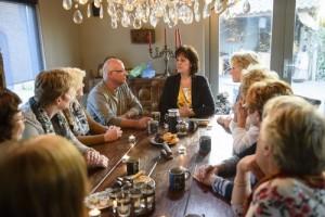 Culinair afscheid centraal op open dag crematorium Rotterdam