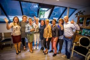 24 enthousiaste uitvaartbegeleiders geslaagd bij Gaandeweg