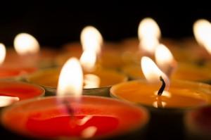 Gezamenlijk herdenken tijdens Lichtjesavond op Moscowa - 9 december