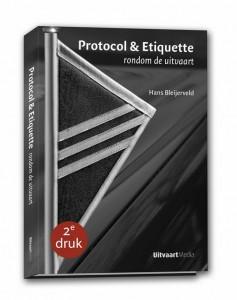 Tweede druk boek 'Protocol & Etiquette rondom de uitvaart'