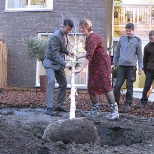 Nieuwe opbaargelegenheid De Seizoenen te Spijkenisse officieel geopend