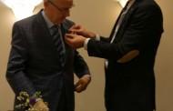 Klaas Barneveld neemt afscheid van De Laatste Eer