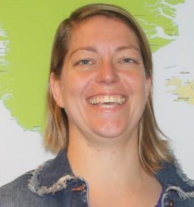 Medewerker Service Center Repatriëring: Willeke Mooij