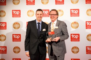 Yarden Top Employer Awardshow 2017