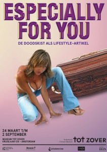 Especially for you - de doodskist als lifestyle-artikel
