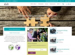 Nieuwe website BGNU
