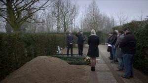 Begrafenis door het Leger des Heils ©VPRO
