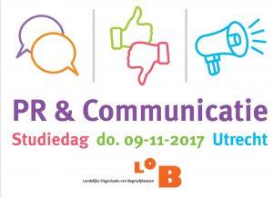 Studiedag PR & Communicatie van LOB