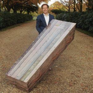 Rouwservice Nederland officieel dealer van FAIR coffins