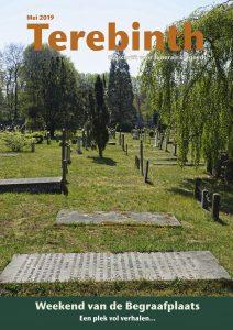 Katern Terebinth bij Weekend van de Begraafplaats 2019