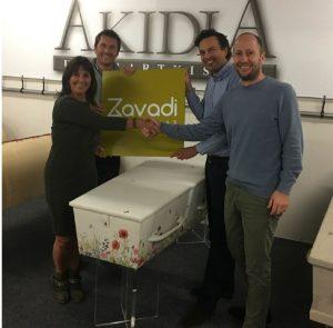 AkidiA Uitvaartkisten neemt Zavadi over