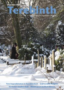 'De begraafplaats en de wondere wereld van asbestemmingen' (column Nicoline Zemering)