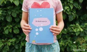 Lancering 'Ik denk aan je': 12 herdenkingsrituelen voor kinderen met rouw.