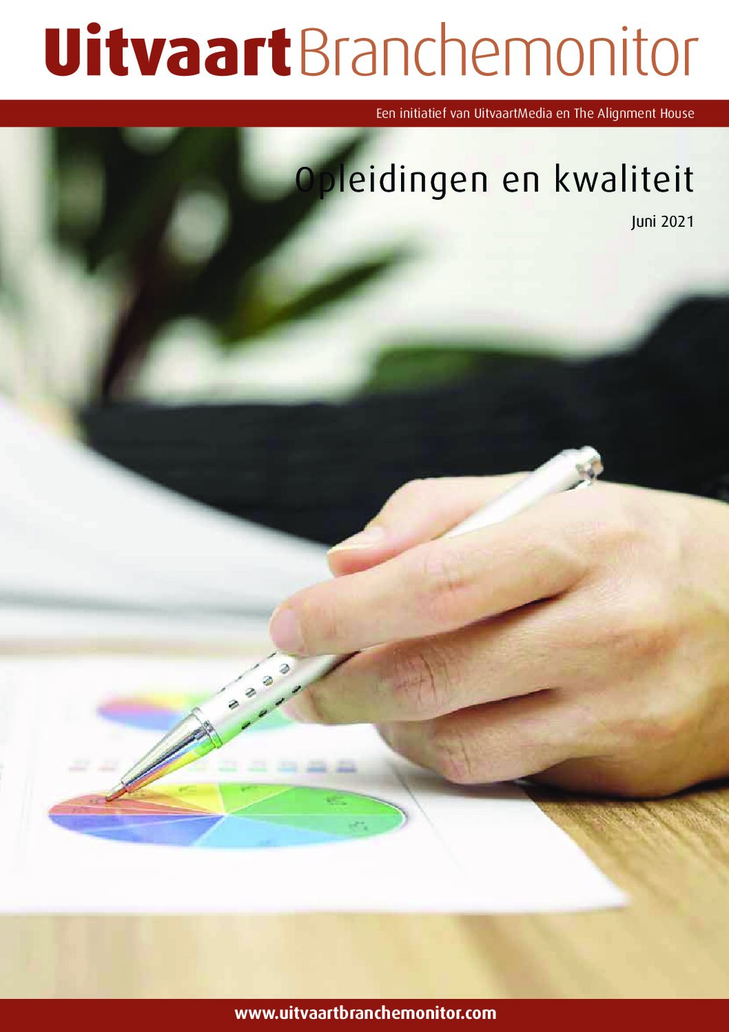Download UitvaartBranchemonitor Opleidingen en kwaliteit juni 2021 (pdf)